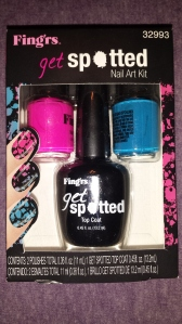 Fing'rs Spotted Nail Art Kit, BN never opened. $3